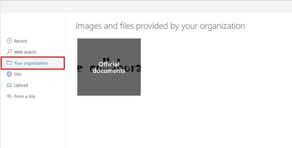 File picker sharepoint