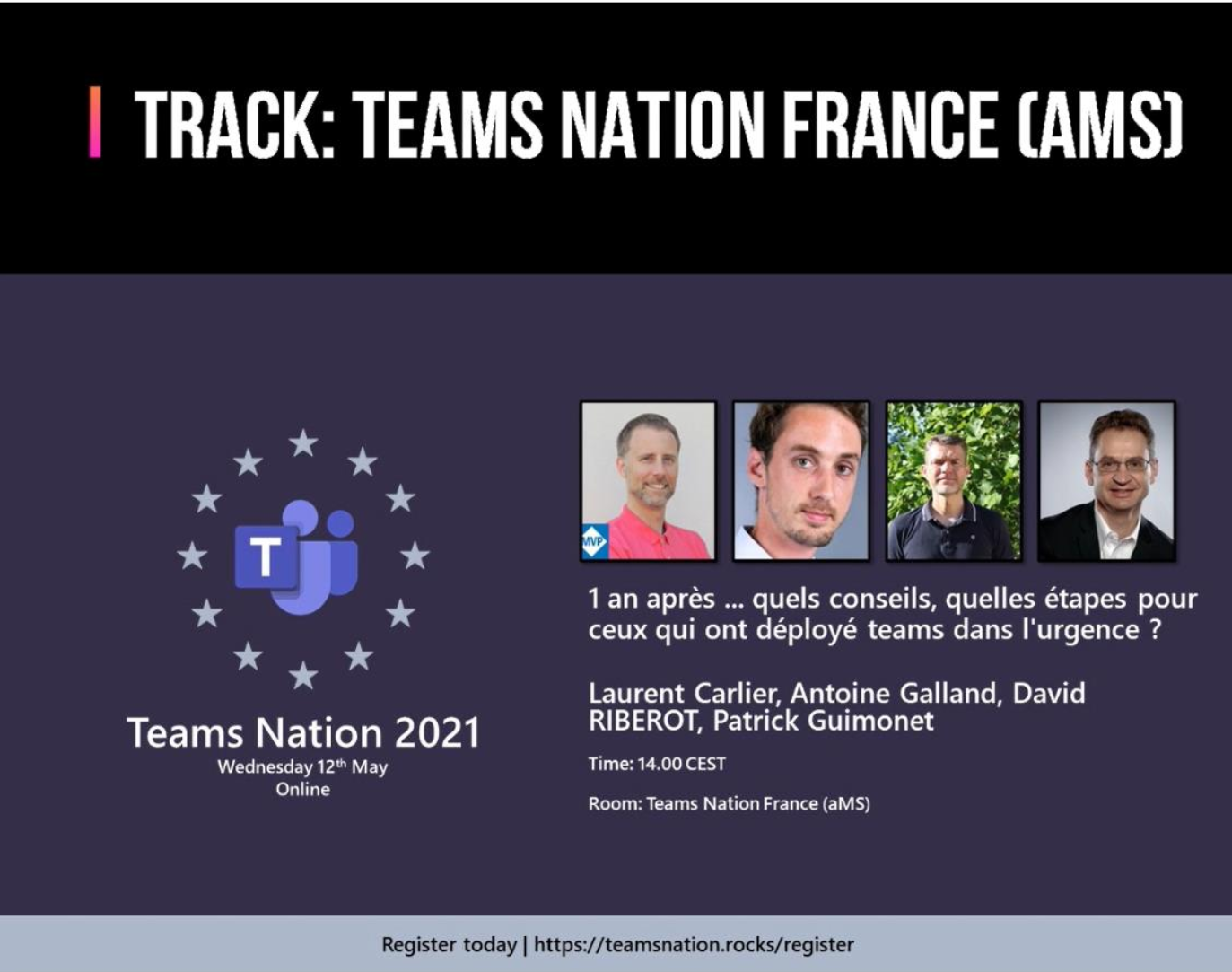 Teams Nation event
